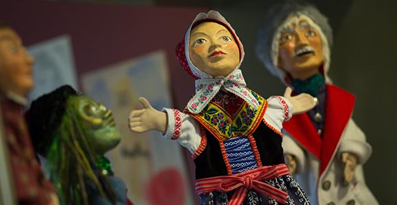 Das Kindermuseum und moderne Geschichte