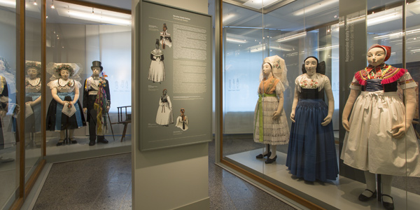 Textil- und Trachtensammlung