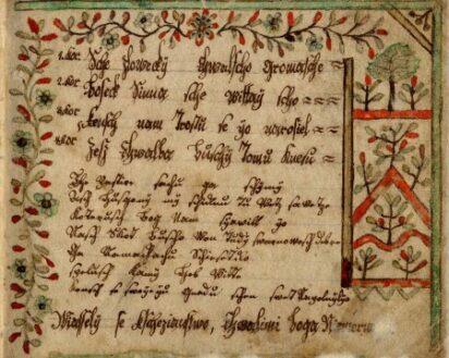 """""""Fünf Jahrhunderte. Die Sorben und die Reformation"""""""