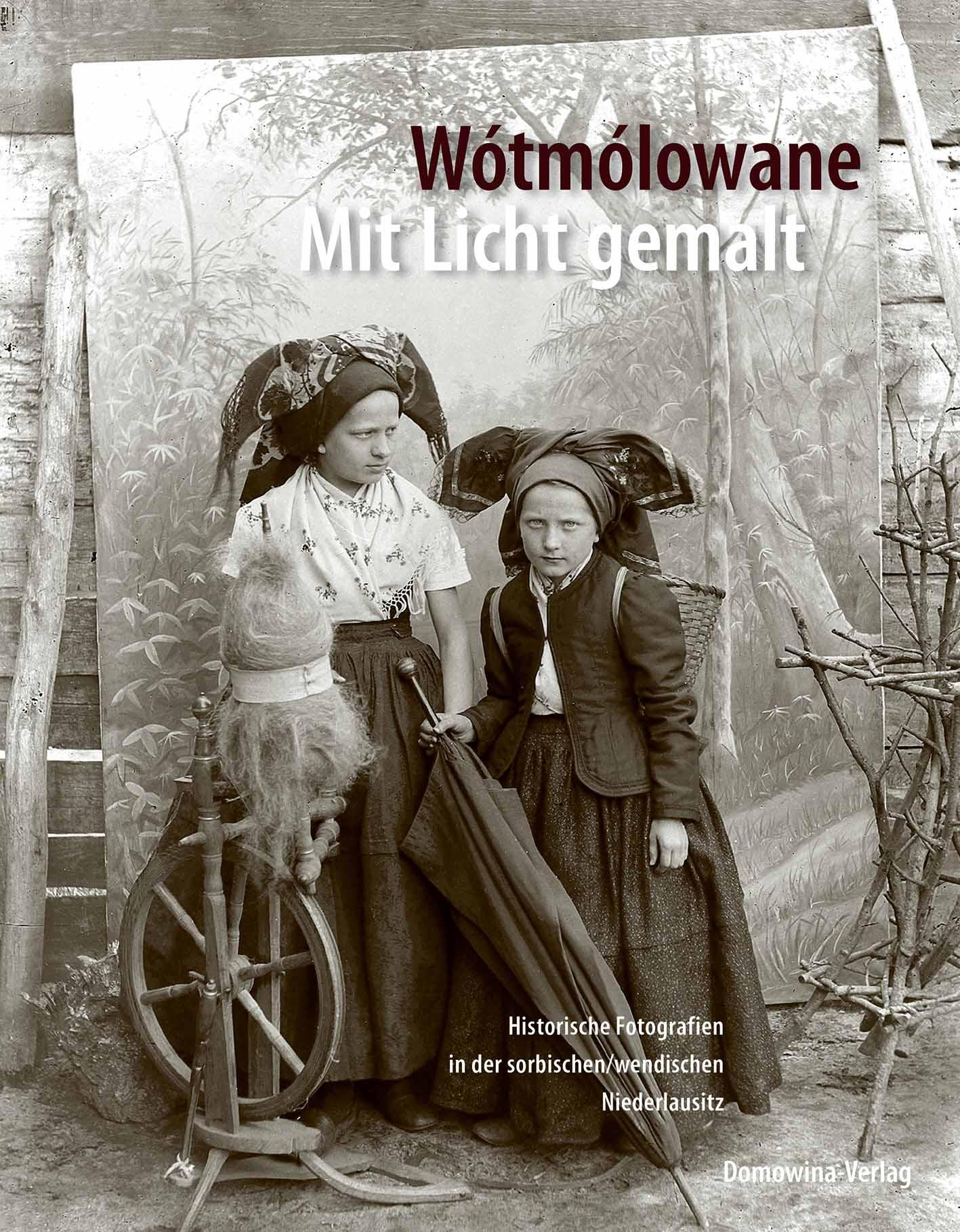 Buchpremiere zweier Bildbände mit historischen Fotografien der Lausitz
