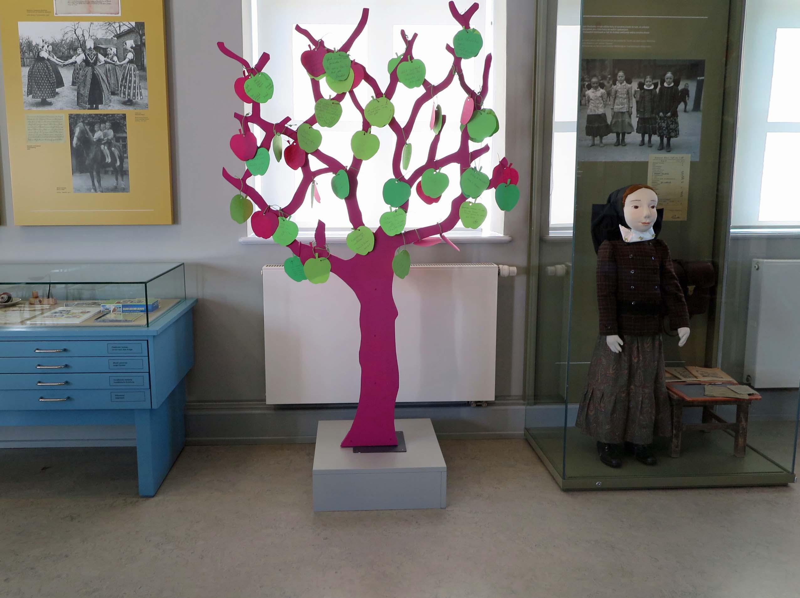 Baum der Hoffnung reich gefüllt