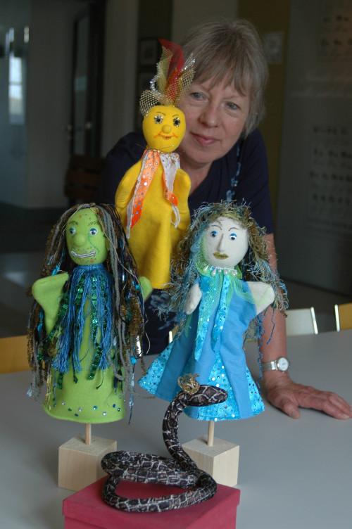 Dźěl wote mnje. Skulptury a klanki Reginy Herrmann – Ein Teil von mir. Skulpturen und Puppen von Regina Herrmann