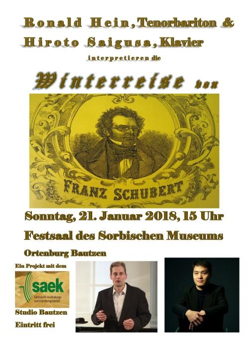Koncert – Konzert: Wintereise