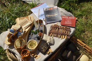 Mittelalterhandwerk Pädagogik klein