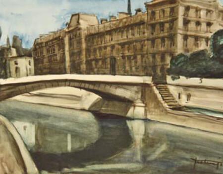 Paris, Justicny palast