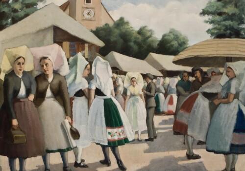 Jahrmarkt im Spreewald