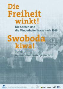 "Wustajeńca ""Swoboda kiwa!"" - Ausstellung ""Die Freiheit winkt!"""